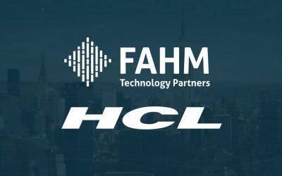 HCL Partnership Announcement