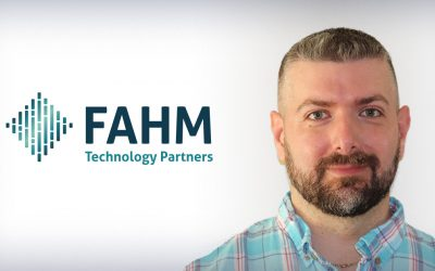 FAHM Technology Partners hires Pat Faiola as new Principal Architect