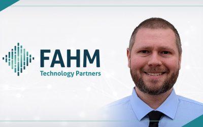 FAHM Technology Partners hires Aaron McDevitt as Senior Solutions Engineer
