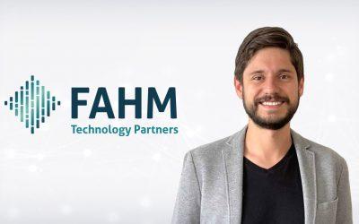 FAHM Technology Partners Hires Felipe Posada as New Vice President of Sales – International